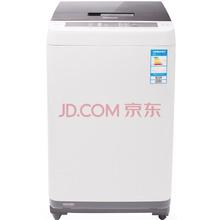 松下(Panasonic)XQB65-Q76231 6.5公斤 全自动波轮洗衣机 松下品质、智能自检、省水省电、双重洁净