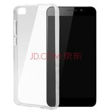 优加 轻薄透明手机软壳防摔TPU保护套 适用于华为荣耀6 透明