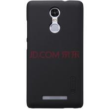 耐尔金(NILLKIN)小米红米note3 磨砂手机保护壳/保护套/手机套 黑色