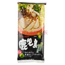 日本进口食品 玛尔泰 方便速食方便面 鹿儿岛黑猪猪骨拉面185g