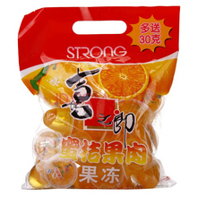 喜之郎蜜桔果肉果冻990g