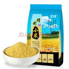 北纯 东北五谷杂粮 精制小米1kg(真空包装)