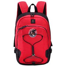国家地理(NATIONAL GEOGRAPHIC)双肩电脑包 男女户外运动双肩电脑包 休闲旅行双肩包书包 N01111-35 红色