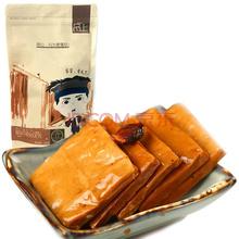 好巴食 休闲零食 四川小吃 五香味豆腐干180g(新老包装随机发货)