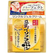 莎娜(SANA)豆乳美肌紧致润泽凝胶霜100g(面霜 补水保湿滋养 孕妇敏感肌可用 护肤品)