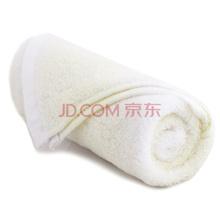 三利 毛巾家纺 美肌护肤系列 淡淡幽香纯棉毛巾 乳白色
