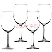 青苹果 品味350ml高脚杯红酒杯 4只装 EJ5201