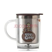 艾蒙多(膳魔师出品)双层隔热真空不锈钢保温杯450mlEAHZ-450-BZ