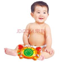 =澳贝(AUBY) 益智玩具 好问爬行小蟹 运动爬行婴幼儿童早教启智声光玩具  463307DS