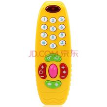 澳贝(AUBY) 益智玩具 学习遥控器 启智早教婴幼儿童中英双语认字玩具  463479DS