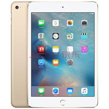 【套装版】Apple iPad mini 4 平板电脑 7.9英寸 金色(128G WLAN版 MK9Q2CH)及保护壳保护膜套装