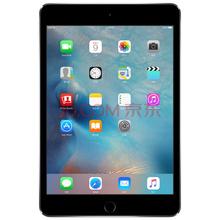 Apple iPad mini 4 平板电脑 7.9英寸(32G WLAN版/A8芯片/Retina显示屏/Touch ID技术 MNY12CH)深空灰色