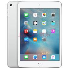 【套装版】Apple iPad mini 4 平板电脑 7.9英寸 银色(128G WLAN版 MK9P2CH)及保护壳保护膜套装