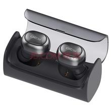 QCY Q29 真无线蓝牙耳机 双耳运动跑步耳机 Air分离式 手机通用 星空灰
