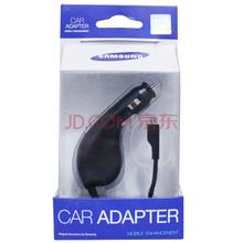 三星(SAMSUNG)Micro USB 通用车载充电器 黑色
