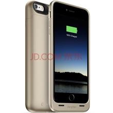 Mophie 聚合物 2750毫安 苹果背夹电池 充电宝/移动电源 适用于iPhone6/6S 苹果认证 商务款 金色