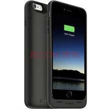 Mophie 聚合物 2750毫安 苹果背夹电池 充电宝/移动电源 适用于iPhone6/6S 苹果认证 商务款 黑色
