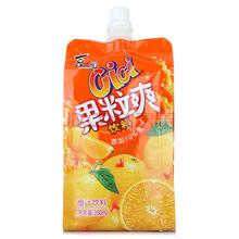 喜之郎 果粒爽(香橙)350ml