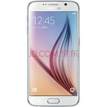 三星 Galaxy S6(G9209)3GB 32GB 雪晶白 电信4G手机 双卡双待