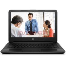 惠普(HP)HP245 G5 W8J01PT#AB2 14英寸笔记本电脑(A6-7310 4G 500G Win10)黑色