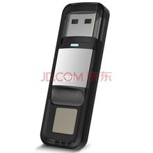DM PD061 32G 指纹加密 数据安全U盘 USB2.0(银色)