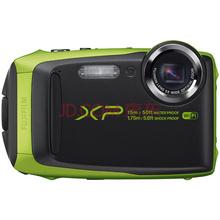 富士(FUJIFILM)XP90 四防卡片机 石墨绿 运动相机 防水防尘防震防冻 5倍光学变焦 WIFI分享 光学防抖