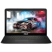华硕(ASUS) R557LI 15.6英寸笔记本电脑(i3-4005U 4G 500G 5400转 2G独显  Win10黑 LED背光)