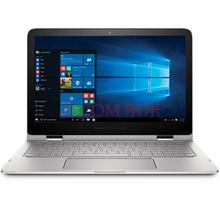惠普(HP)Spectre Pro x360 G2 P4P88PT 13.3英寸轻薄翻转笔记本(i7-6600U 8G 512GSSD FHD Win10)银色