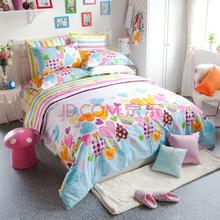 多喜爱家纺 甜心梦韩式纯棉双人床单四件套1.5米床