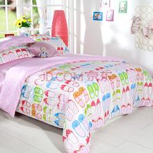多喜爱家纺 女生梦想韩式床品纯棉双人床笠四件套1.5米床