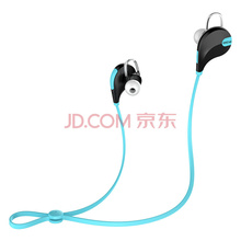 QCY QY7 尖叫 无线运动立体声蓝牙耳机 音乐耳机 通用型 入耳式 黑蓝色