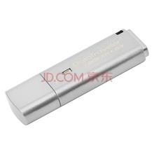 金士顿(Kingston)DTLPG3 16G USB3.0 硬件加密金属U盘 256位AES硬件加密