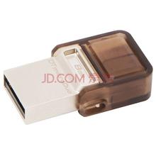 金士顿(Kingston)DTDUO 8GB OTG micro-USB 和 USB双接口 手机U盘