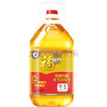 福临门9调均衡食用调和油5L(9大谷物,营养均衡) 中粮出品