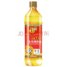 福临门天天五谷食用调和油 900ml 中粮出品