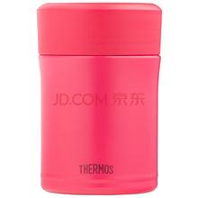 THERMOS膳魔师焖烧杯真空不锈钢食物罐带泄气阀TCLA-470 CRB