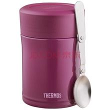 THERMOS膳魔师焖烧杯真空不锈钢食物罐带泄气阀TCLA-470 GRP