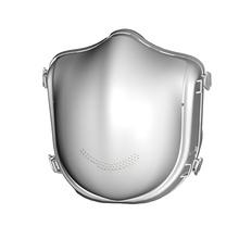 原森态电动口罩防雾霾智能口罩防雾霾pm2.5  白色【成人】
