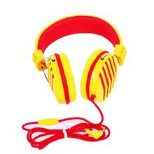 森麦 SM-IP154 头戴式手机耳机带麦克风 可语音通电话 时尚个性款