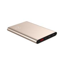 SOLOVE合金充电宝20000毫安超薄聚合物大容量手机移动电源通用 梦想金